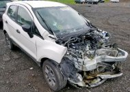 2018 FORD ECOSPORT S #1392665828