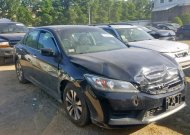 2014 HONDA ACCORD LX #1392681168