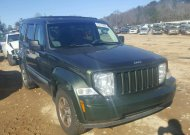 2008 JEEP LIBERTY SP #1395313672
