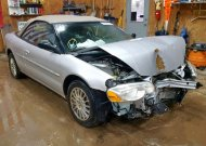 2006 CHRYSLER SEBRING TO #1395360655