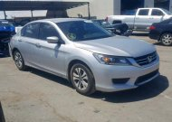 2015 HONDA ACCORD LX #1395844922