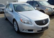 2013 BUICK REGAL PREM #1399080385