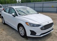 2019 FORD FUSION S #1399654785