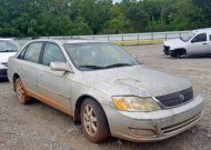 2002 TOYOTA AVALON XL #1400678418
