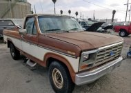1985 FORD F250 #1400729735