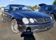 2002 MERCEDES-BENZ CL 500 #1402384002