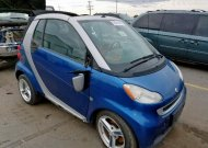 2008 SMART FORTWO PAS #1402907438