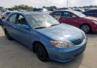 2003 TOYOTA CAMRY LE #1402935200