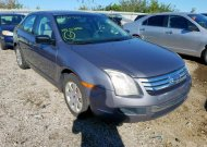 2007 FORD FUSION S #1403405720