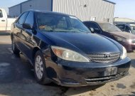 2002 TOYOTA CAMRY LE #1406447252