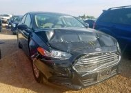 2014 FORD FUSION S #1412516998