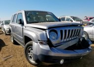 2016 JEEP PATRIOT SP #1412543745