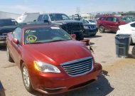 2013 CHRYSLER 200 TOURIN #1414994900