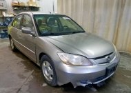 2004 HONDA CIVIC HYBR #1417166465