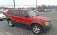 2001 FORD ESCAPE XLT #1421062325