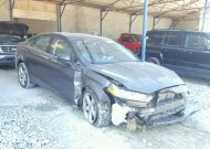 2016 FORD FUSION S #1422770682