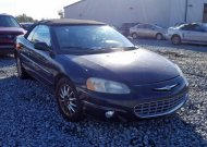 2001 CHRYSLER SEBRING LI #1423356222