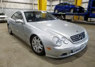 2002 MERCEDES-BENZ CL 500 #1428856520