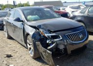 2012 BUICK REGAL GS #1431951925