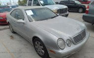 2000 MERCEDES-BENZ CLK 320 #1433265585