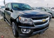 2017 CHEVROLET COLORADO L #1433291445