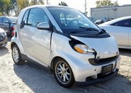 2009 SMART FORTWO PUR #1434484660
