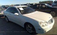 2004 MERCEDES-BENZ CLK 320C #1435956918
