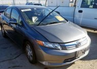 2012 HONDA CIVIC HYBR #1439781652