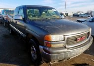 1999 GMC NEW SIERRA #1447215848