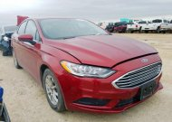 2017 FORD FUSION S #1448415175