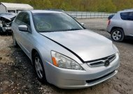 2005 HONDA ACCORD HYB #1453713942