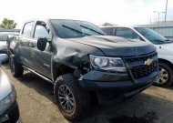 2017 CHEVROLET COLORADO Z #1455546490