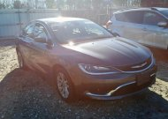 2015 CHRYSLER 200 LIMITE #1455568770
