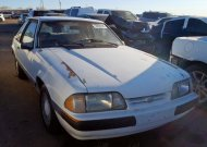 1989 FORD MUSTANG LX #1456166930