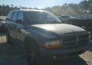2003 DODGE DURANGO SP #1458653288