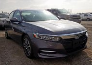 2018 HONDA ACCORD HYB #1459834252