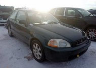 1998 HONDA CIVIC SI #1464047600