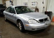 2001 MERCURY SABLE LS #1464632262