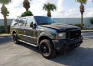 2001 FORD EXCURSION #1468958070