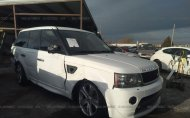 2011 LAND ROVER RANGE ROVER SPORT HSE #1474312925