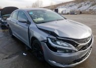 2016 CHRYSLER 200 LIMITE #1483877008