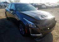 2016 CADILLAC CTS LUXURY #1484663768