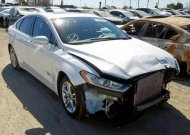 2016 FORD FUSION TIT #1484663772