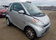 2008 SMART FORTWO PUR #1488424660