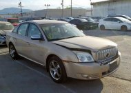 2008 MERCURY SABLE PREM #1491748910