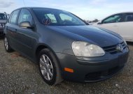 2008 VOLKSWAGEN RABBIT #1495925742