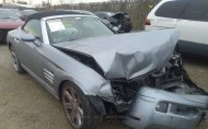 2006 CHRYSLER CROSSFIRE LIMITED #1496203252