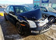 2008 FORD FUSION SEL #1504853650