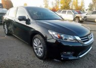 2013 HONDA ACCORD EX #1512391815