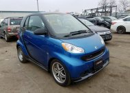 2009 SMART FORTWO PUR #1512403122